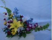 Casket arrangement – $41.17