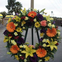 18 inch wreath piece – $189.65