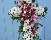 Cross arrangement – $243.83