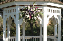 Gazebo arrangement -$0.00