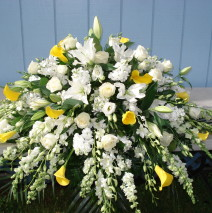 Casket Wreath arrangement – $250.00